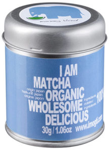 Imogti Bio Matcha Morning Blend