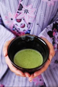 Matcha-Tee Herkunft