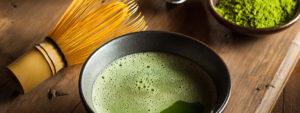 Matcha-Tee Zeremonie